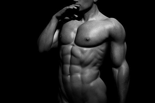 Man, Naked, Male, Body, Muscles, Human, Health, Fitness