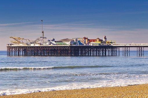 Brighton, Brighton Pier, England, Sussex
