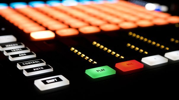 Equipment, Audio, Controller, Dj, Gear, Studio