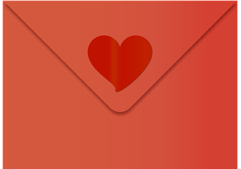 Mail, Heart, Love, Message, Passion, Answer