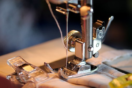 Sewing Machine, Sewing Machine Needle, Middle East