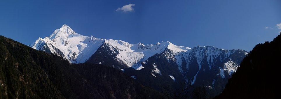 Mayrhofen, Austria, Mountains, Mountain, Landscape