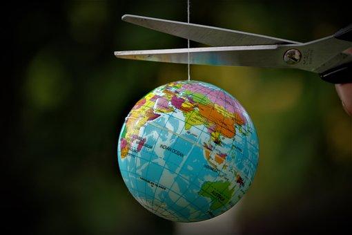 World, Globe, Earth, Planet, Global, Space