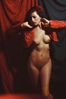 Nude, Art, Erotic, Sexy, Sex, Woman, Model, Portrait