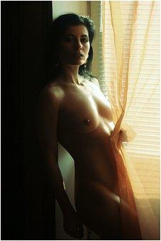 Nude, Tits, Woman, Sexy, Sensual, Seductive, Body