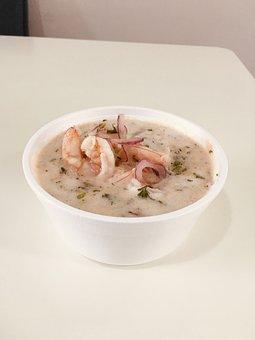 Ceviche, Shrimp, Ecuador, Seafood, Delicious, Food