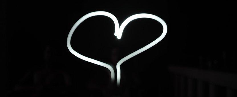 Heart, Silhouette, Romance, Romantic, Cupid, Valentine