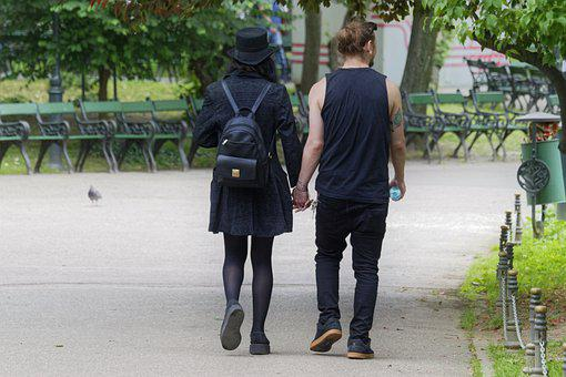 People, The Young Couple, The Black Clothes, General