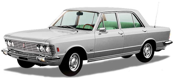 Fiat 130 Berlina, 6-cyl V, 140 Hp, 180 Kmh