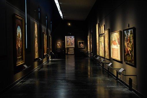 Pinacoteca Di Brera, Art, Paintings