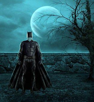 Batman, Protection, Corona, Coronavirus, Virus, Mask