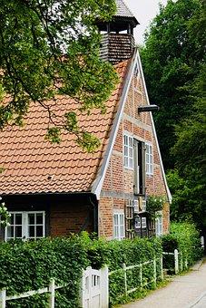 Hamburg, House, Germany, Architecture