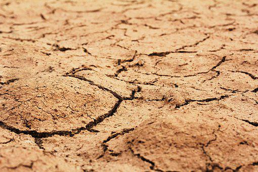 Drought, Climate, Earth, Ground, Dehydrated, Cracked