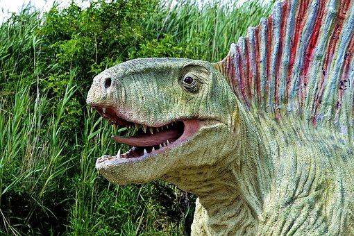 Dinosaur, Dino, Reptile, Sculpture, Jurapark, Jurassic