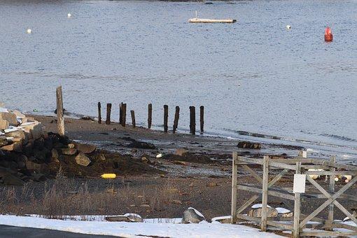 Boat Docks, Lakes, Dock, Water, Nature