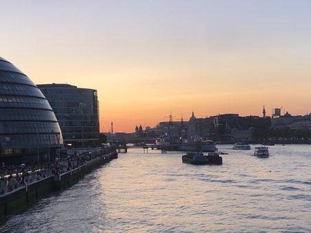 London, Tower Bridge, Landmark