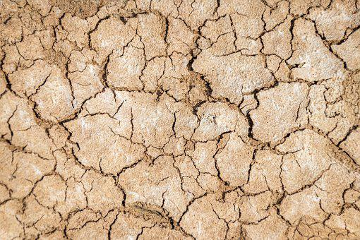 Drought, Ground, Earth, Nature, Dry, Clay, Desert