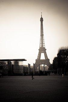 Paris, France, Tower, Architecture, City