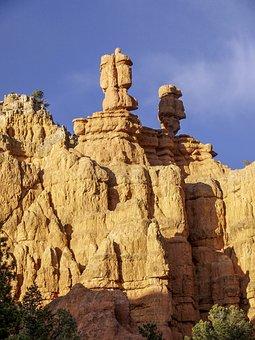 Bryce Canyon, National Park, Utah, Landscape, Scenic