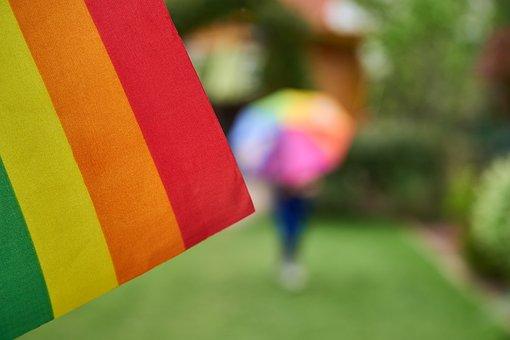 Stayhome, Stay-at-home, Rainbow, Corona, Pandemic
