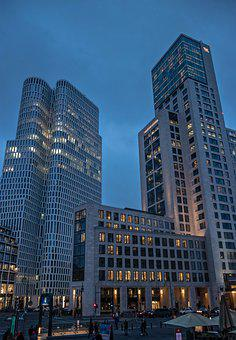 Buildings, Hotel, The Motel One