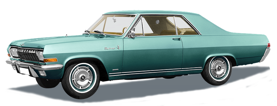Opel Diplomat A, V8, Coupe, Vintage 1964-1968