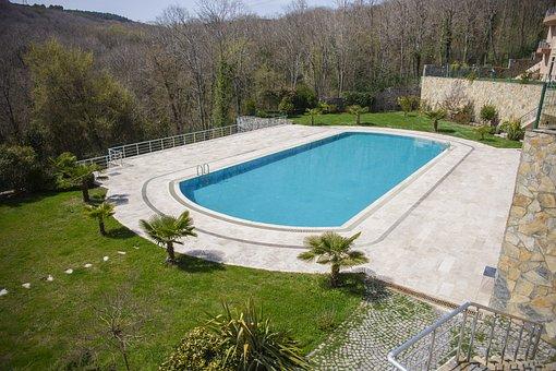 Pool, Home, Villa, Architecture, Design, Luxury