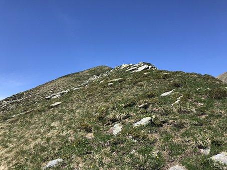 Pizzo Di Nara, Alpine Route, Alps, Alpine, Adventure