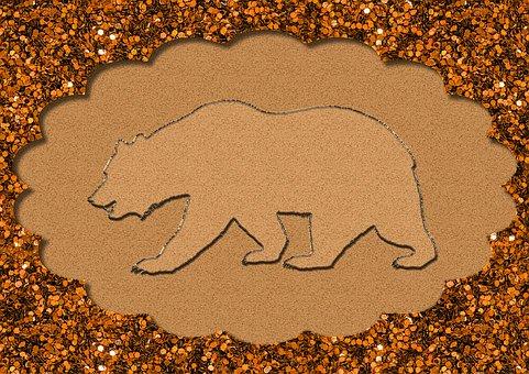 Bear, Bear Illustration, Bear Drawing, Bear Picture