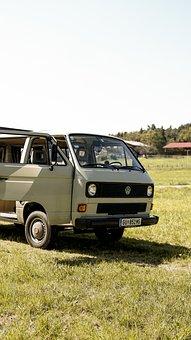 Vanlife, Van, Box Car, Mobile Home, Auto, Camping Bus