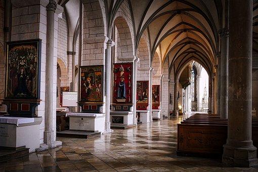 Church, Dom, Religion, Architecture, Building, Faith