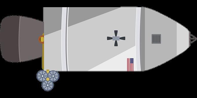 Command Service Module, Csm, Apollo