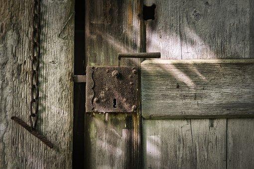Door, Handle, Castle, Input, Old, Design, Door Hardware