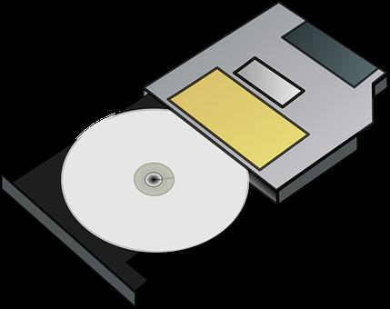 Cd Drive, Computer, Disc, Drive, Sensor, Memory