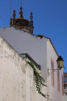 Loule, Algarve, Portugal, Faro, Church