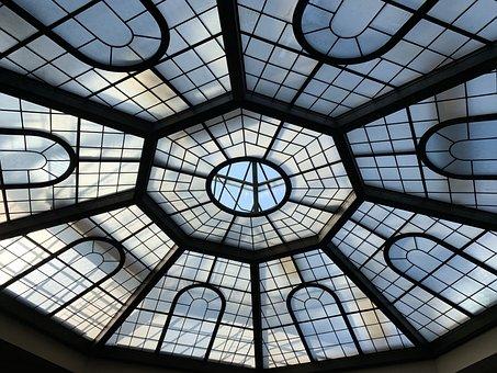 Roma, Rome, Vatican, Dome, Glass Dome