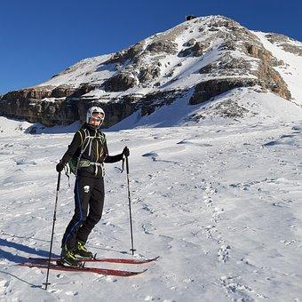 Sci Alpinismo, Ski Touring, Italia, Biz Boe