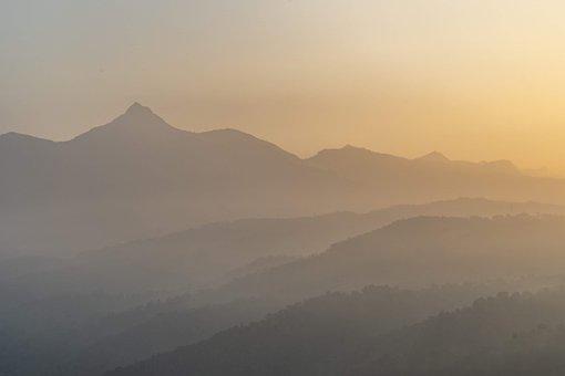 Mountains, Landscape, Morning, Alps, Vote, Hills