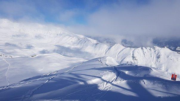 Ski, Winter, Skiing, Cold, Landscape