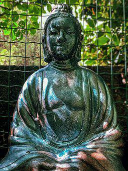 Buddha, Yoga, Meditation, Well-Being