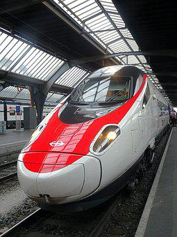 Train, Trenitalia, Milan, Regional Traffic