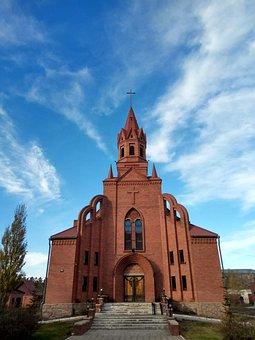 Catholic Church, Sky, Jesus, Catholic, Religion