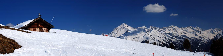 Mayrhofen, Ski, Au, Austria, Snow