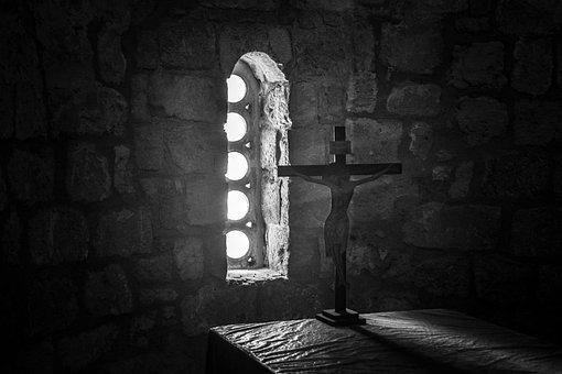 Church, Window, Light, Sunlight, Jesus Christ