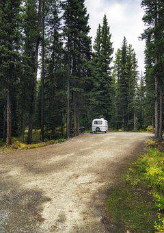 Summer, Rv, Camper, Caravan, Travel