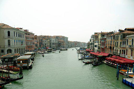 Venice, Italy, Tourism, Travel, Historically, Building
