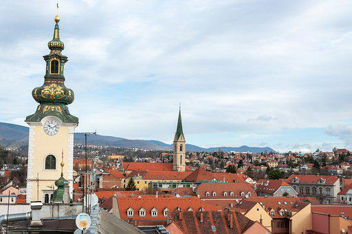 Zagreb, Cathedral, Architecture, Croatia, Church