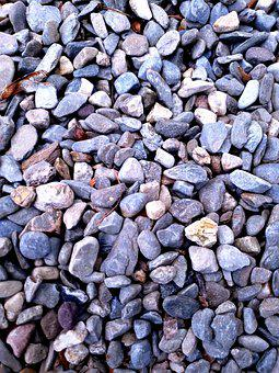 Gravel, Pattern, Abstract, Nature, Stones, Pebbles