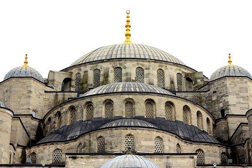 Mosque, Istanbul, Turkey, Architecture