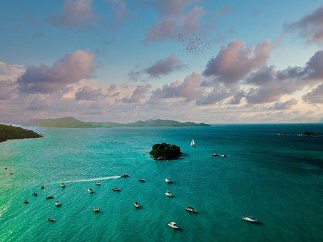 Seychelles, Sea, Ocean, Wallpaper, Beach, Maldives
